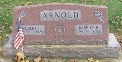 Robert P Arnold