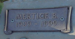 Mertice Armenta <i>Bryant</i> Adams