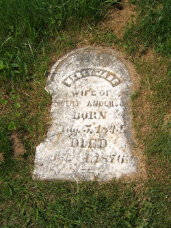 Mercy Jane <i>Shoup</i> Anderson