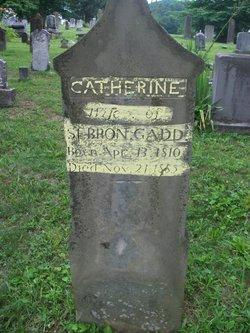 Catharine <i>Altick</i> Gadd
