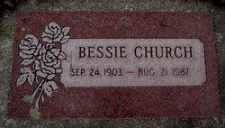 Bessie Church