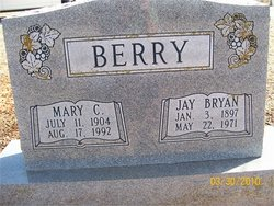 January Bryan Jay Berry