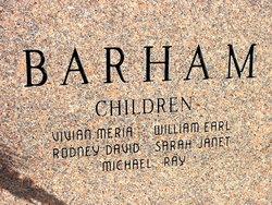 Margaret <i>Brantley</i> Barham