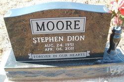 Stephen Dion Moore