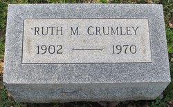 Ruth M Crumley