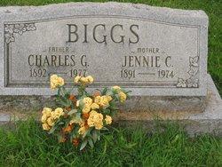 Jennie Catherine <i>Huffman</i> Biggs