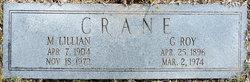 Mary Lillian <i>Free</i> Crane