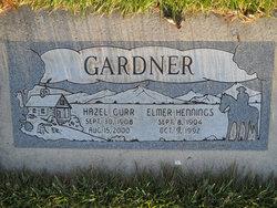 Hazel <i>Gurr</i> Gardner
