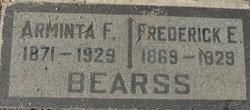 Frederick Ellsworth Bearss