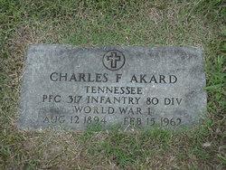 Charles Fredrick Akard