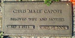 Christine A. Maze <i>Willingham</i> Capote