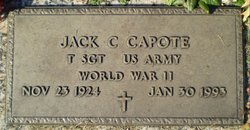 Jack C Capote
