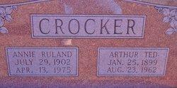 Annie <i>Ruland</i> Crocker