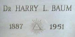 Dr Harry Lester Baum
