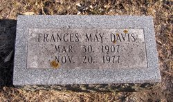 Frances Marian <i>Perry</i> Davis