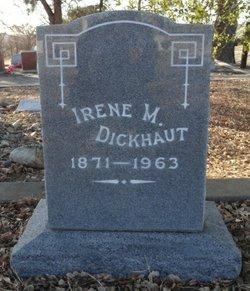 Irene M. Dickhaut