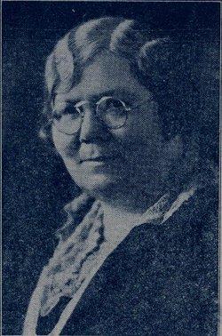 Mary Arvilla <i>Perkins</i> Alburtus