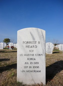 Forrest B Heard