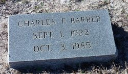 Charles F. Barber