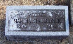 Martha <i>Settles</i> Faulconer