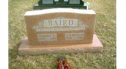 Glenna Francis <i>Roberts</i> Baird