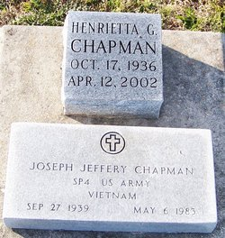 Joseph Jeffery Chapman