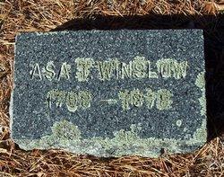 Asa T Winslow