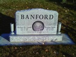 Barbara Ruth <i>Couch</i> Banford