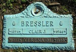 Verena Mae <i>Long</i> Bressler