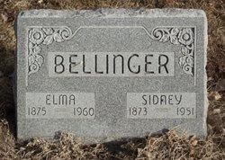 Sidney Bellinger