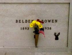Belden Irwin Bowen