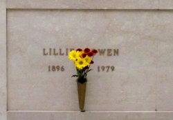 Lillie <i>Bloomer</i> Bowen
