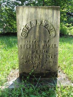 Susanna H. <i>Mathewson</i> Baker