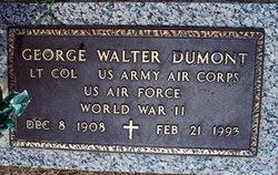 George Walter Dumont