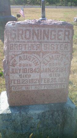 Elmira Jane Groninger