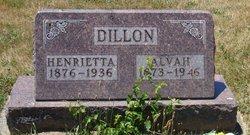 Henrietta <i>Howard</i> Dillon