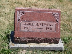 Mabel M Stevens