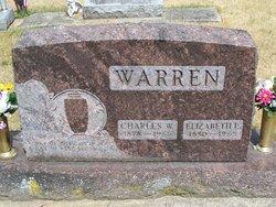 Elizabeth E <i>Alexander</i> Warren