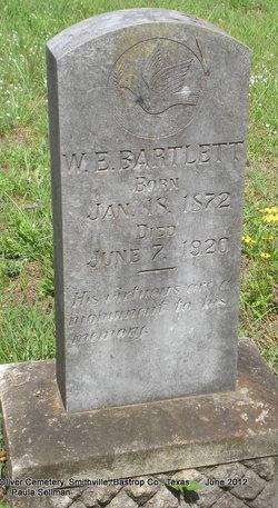 W.E. Bartlett