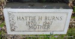 Hattie H. Burns