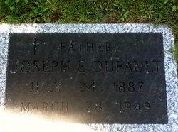 Joseph Edward DuFault