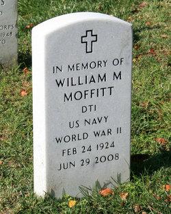 William M Moffitt