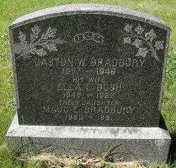 Ella Lois (Louise) <i>Bush</i> Bradbury