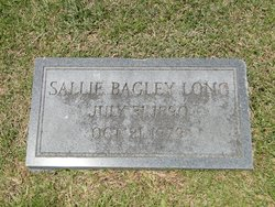 Sallie <i>Bagley</i> Long