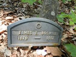 James Edward Boswell