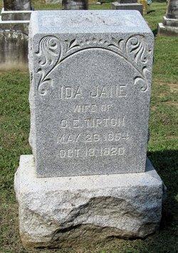 Ida Jane Tipton