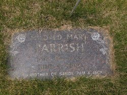 Mildred Mary Parrish