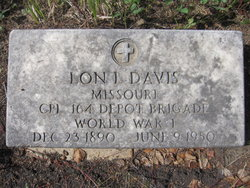 Lon L. Davis