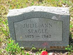 Julie Ann <i>Jones</i> Criswell/Slagle