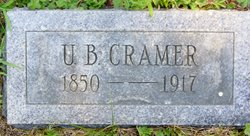 Uriah Burris Cramer